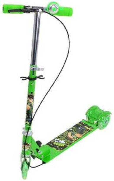 Kude Collection Green Scooter for kids (Green) Kids Scooter