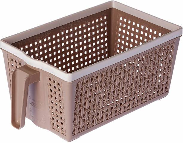 NAYASA Fridge Space Saver Organizer Slide Storage Storage Basket