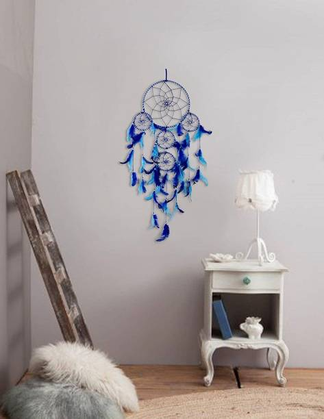 BS AMOR BS AMOR Dream Catcher | Wall Hangings | Home Decor, Handmade Feather Dream Catcher
