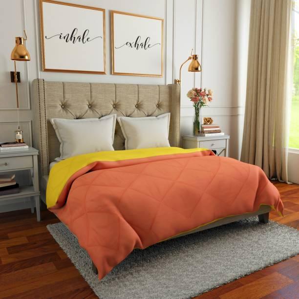 Flipkart Perfect Homes Solid Double Comforter