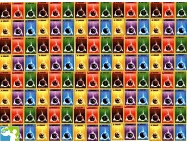 POKEMON Basic TCG Energy Cards
