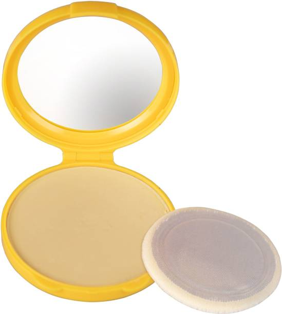 BLUE HEAVEN Matte Effect Compact With Sunscreen Compact