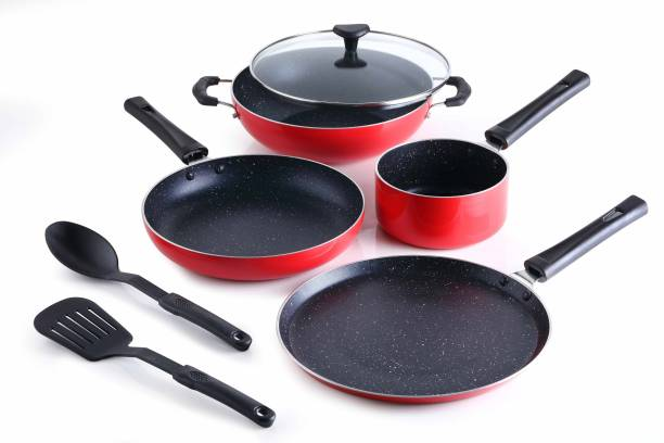 CRYSTAL CLASSIC Series Induction Bottom Cookware Set