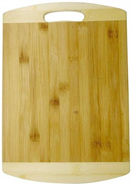 Dynore Wooden Chopping & Cutting Board with handle Wood Cutting Board