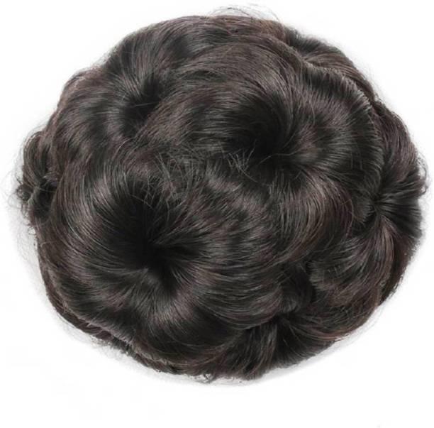 Shining Angel Bun Decoration Hair Clutcher Bun Clip