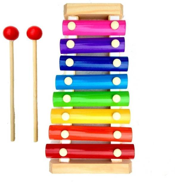 Mayflower Wooden Xylophone Musical Toy for Children