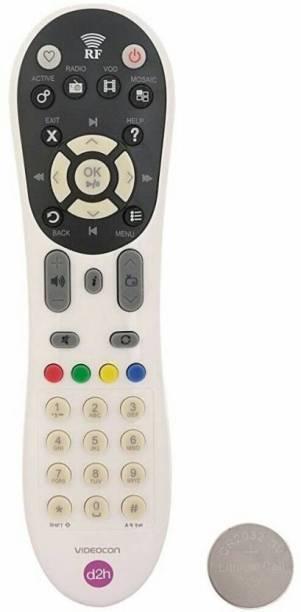 Technology Ahead RF REMOTE FOR HD SETUPBOX VIDEOCON Remote Controller