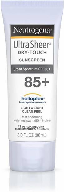 NEUTROGENA Ultra Sheer Dry-Touch Sunscreen SPF 85+ - 3 fl oz - SPF 85+