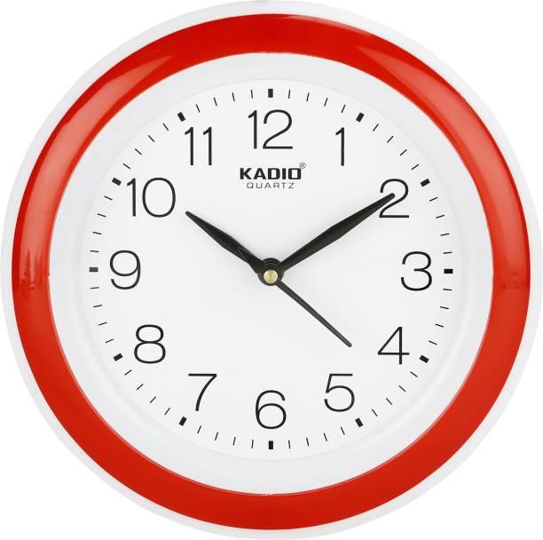 Kadio Analog 22 cm X 22 cm Wall Clock