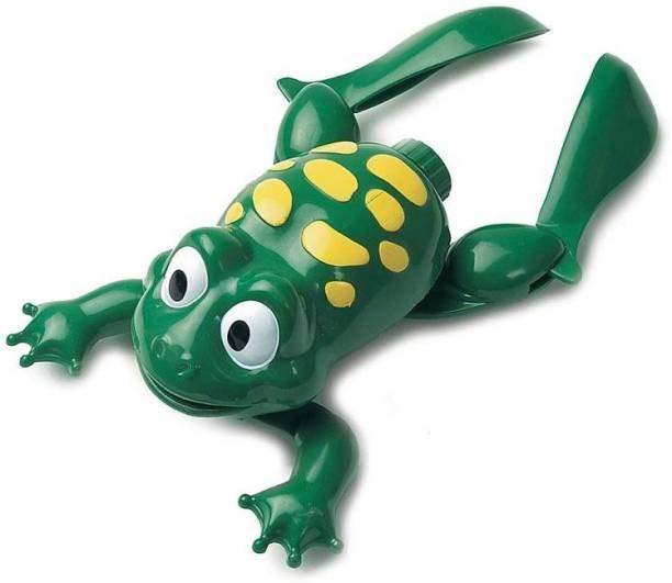 Hamleys Swimming Frog Bath Toy