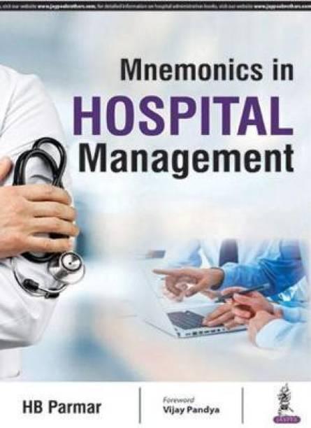 Mnemonics in Hospital Management