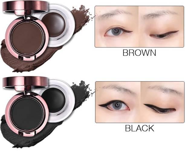 MARS Long Lasting Gel Eyeliner & Eyebrow 3.4 g