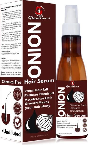 Glamlives Onion Hair Serum