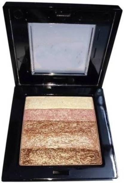 Chubs Professional Make Up Shining Star Shimmer Brick  Highlighter