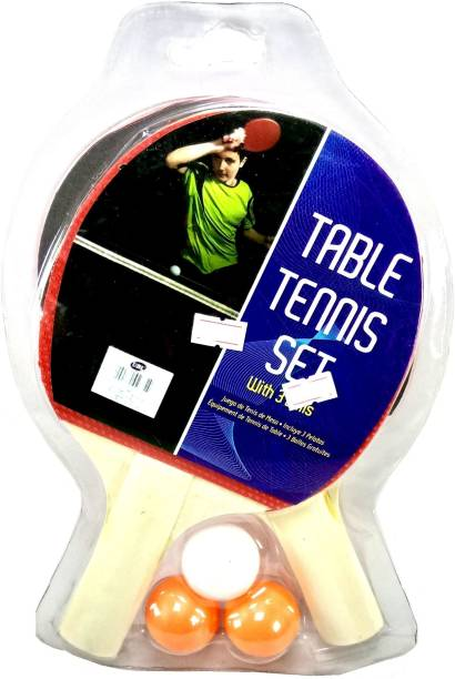 UBL TABLE TENNIS SET WITH 3 BALLS Table Tennis Kit