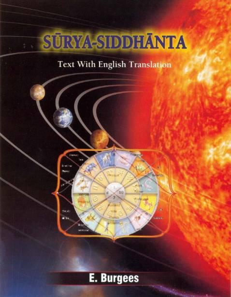 Surya - Siddhanta Hardcover – 2014