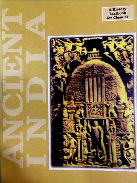 Old NCERT History Ancient India By RS Sharma In English