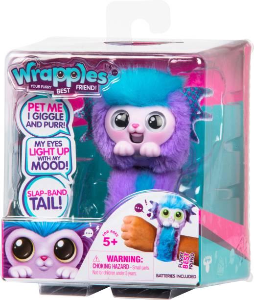 Little Live Pet WRAPPLES S1 Single Pack- SHORA