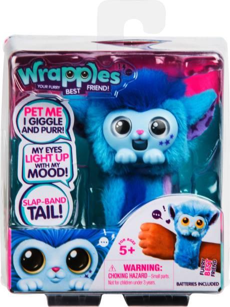 Little Live Pet WRAPPLES S1 Single Pack- SKYO