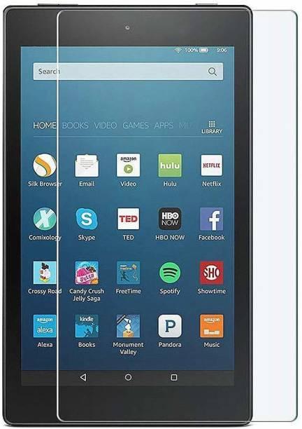 Bigil Screen Guard for Amazon Fire HD 8 Alexa