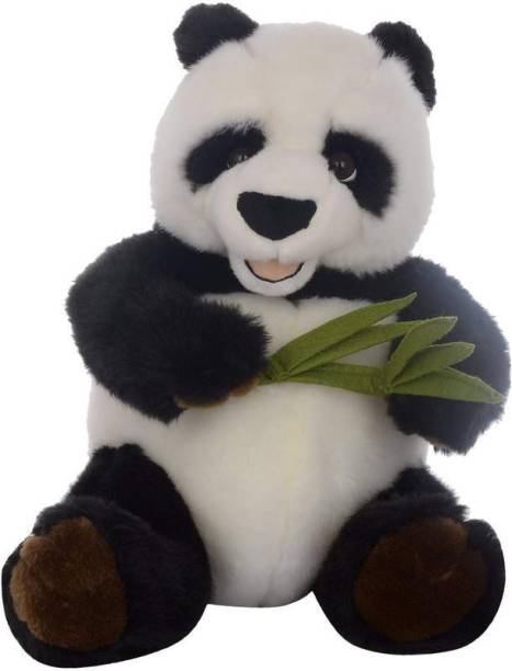 Hamleys Panda Soft Toy  - 11.81 inch