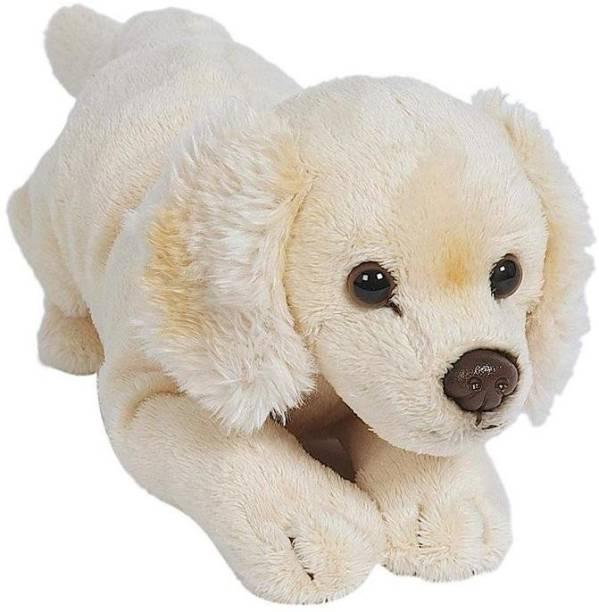 Hamleys Retriever Dog Soft Toy  - 3.3 inch