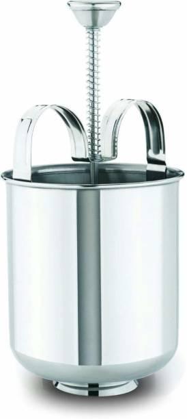 FLORID Stainless Steel Hygienic Meduwada Maker vada Maker (1 Pcs) Vada Maker(standard size) Vada Maker