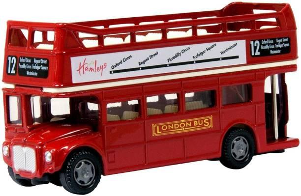 Hamleys Open Top London Bus Collectible