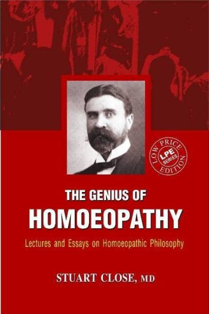 The Genius of Homoeopathy 1st Edition 1st Edition