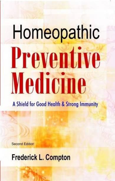 Homeopathic Preventive Medicine