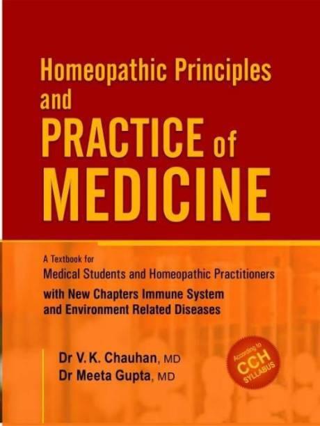 Homeopathic Principles & Practice of Medicine