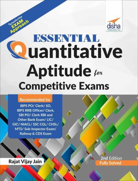 Essential Quantitative Aptitude for Competitive Exams