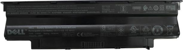 DELL Dell Orignal Battery For 15r/14r/13r/17r/5010/4010/5110/5030 6 Cell Laptop Battery