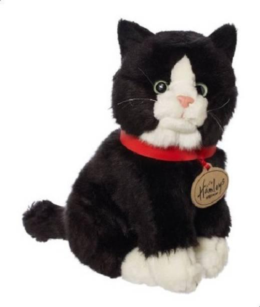 Hamleys Black Cat  - 9 cm