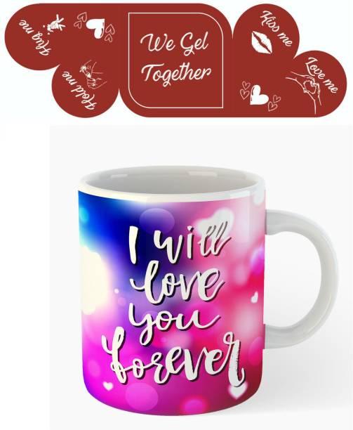 Flipkart SmartBuy Greeting Card, Mug Gift Set