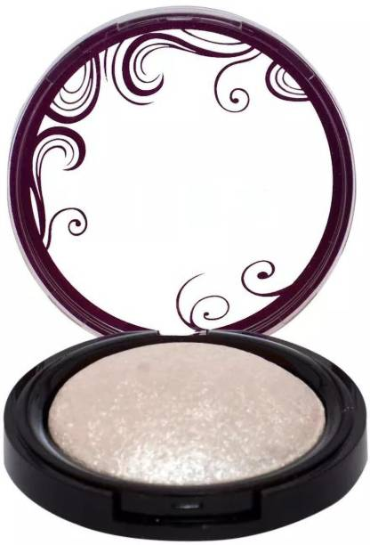 Sivanna Color looks Silver Glow Highlighter (BH-02) Highlighter