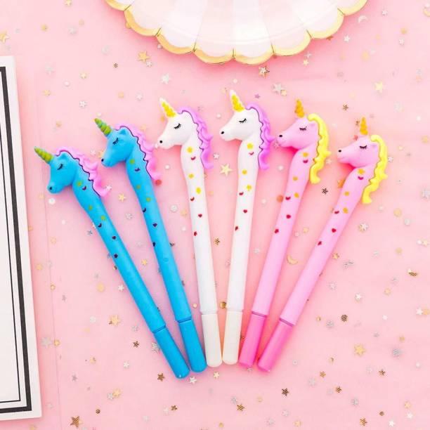 aaradhyacollection Unicorn Gel Pen