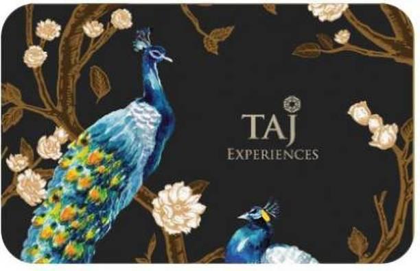 Taj Hotels Physical Gift Card