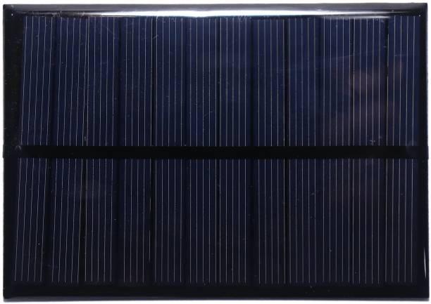 Electronic Spices 6V-180 mAh (99 x 69 x 03 mm) Solar for DIY Square Shape Mini Solar Panel Solar Panel