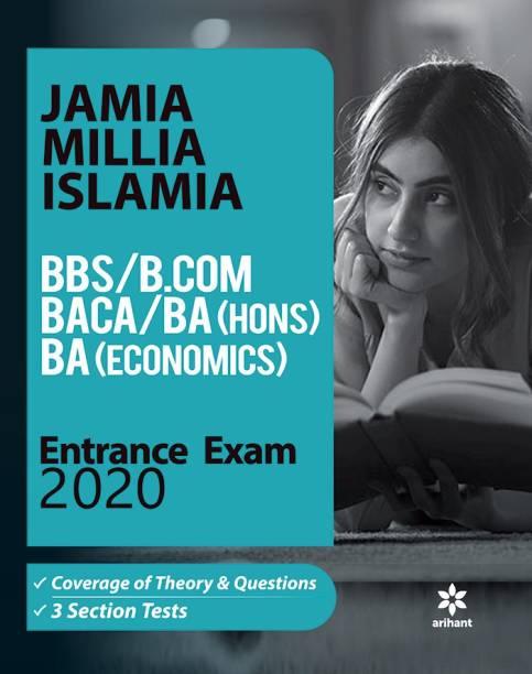Jamia Millia Islamia Bbs/ B.Com / Baca/ Ba (Hons) / Ba Economics Guide 2020