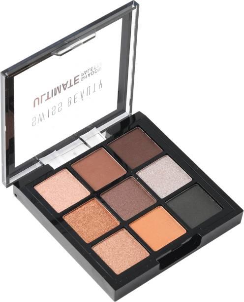 SWISS BEAUTY Mini eyeshadow palette SB-706 9 g