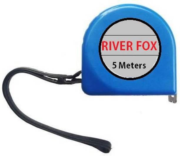 RIVER FOX 5 Meter Inch Measurement Tape Measurement Tape