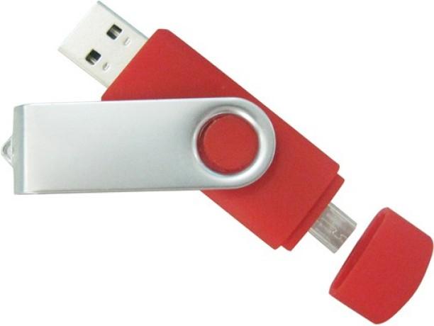 Memory Stick Swivel Flash Drive DM 16//32GB USB OTG Dual Port Usb and Micro Usb