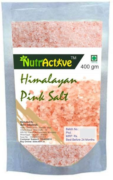 NutrActive 100 % Natural Himalayan Pink Salt, Rock Salt