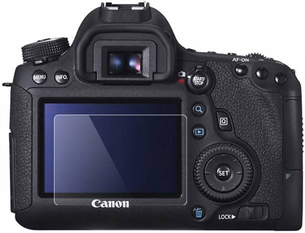 Action Pro Tempered Glass Guard for Canon EOS 70D 80D 650D 700D 750D 760D