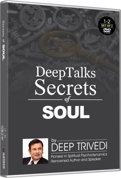 Secrets of Soul - DeepTalks by Deep Trivedi (Hindi) (Set of 2 DVDs) 1