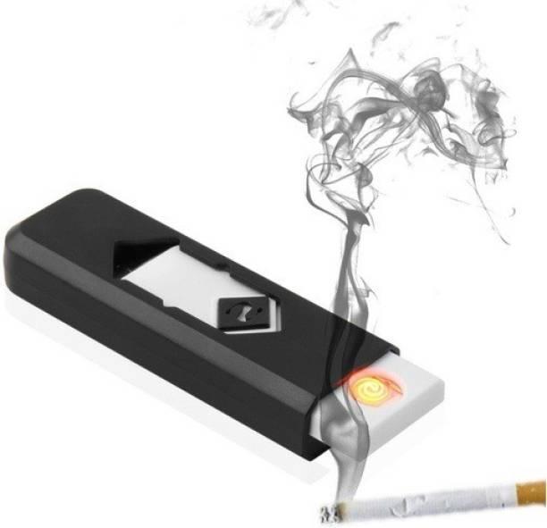 1923aholic USB CHARGING LIGHER Rechargeable Flame-less. (USB LIGHTER) Cigarette Lighter, USB Flash Drive Cigarette Lighter