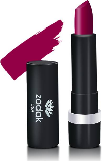 ZODAK Retro Matte Lipstick - Ruby Red