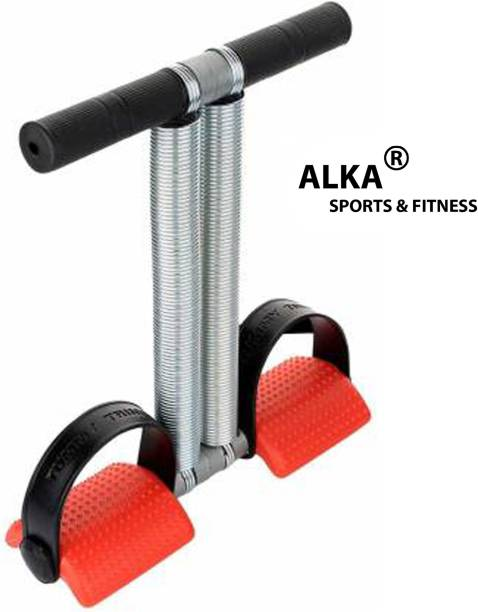 ALKA RED PEDAL DOUBLE STEEL SPRING Ab Exerciser