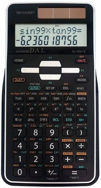 Sharp AZ765ZQJW3 Scientific  Calculator